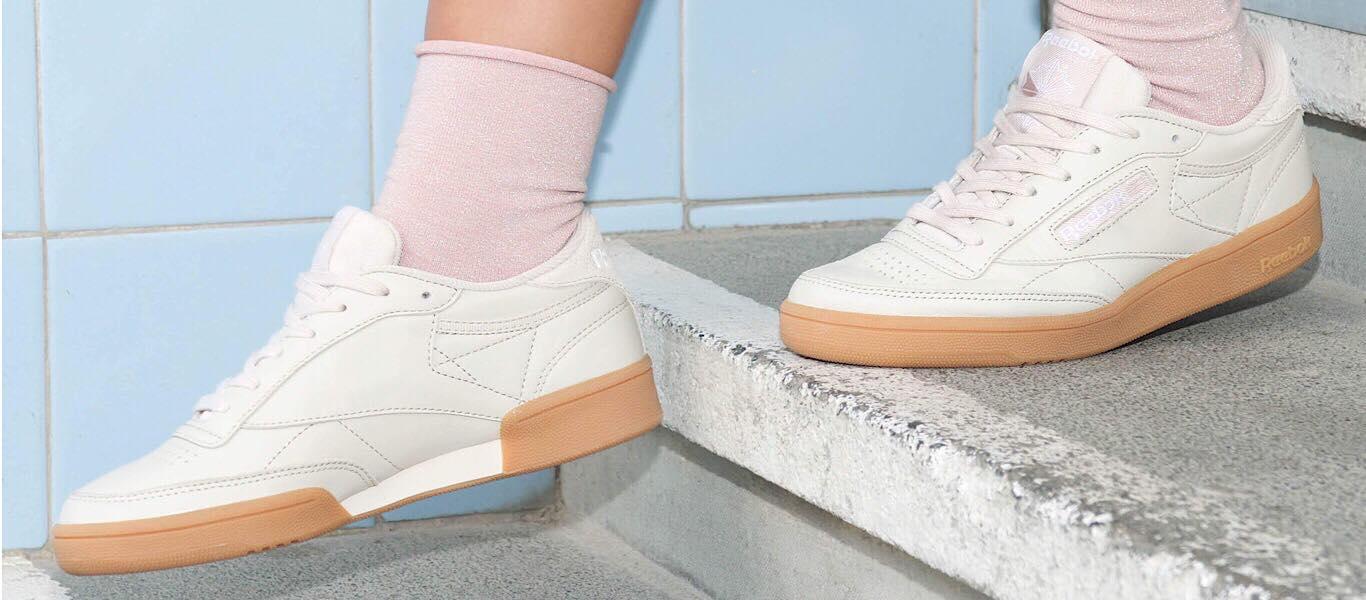 Reebok Schuhe in weiß