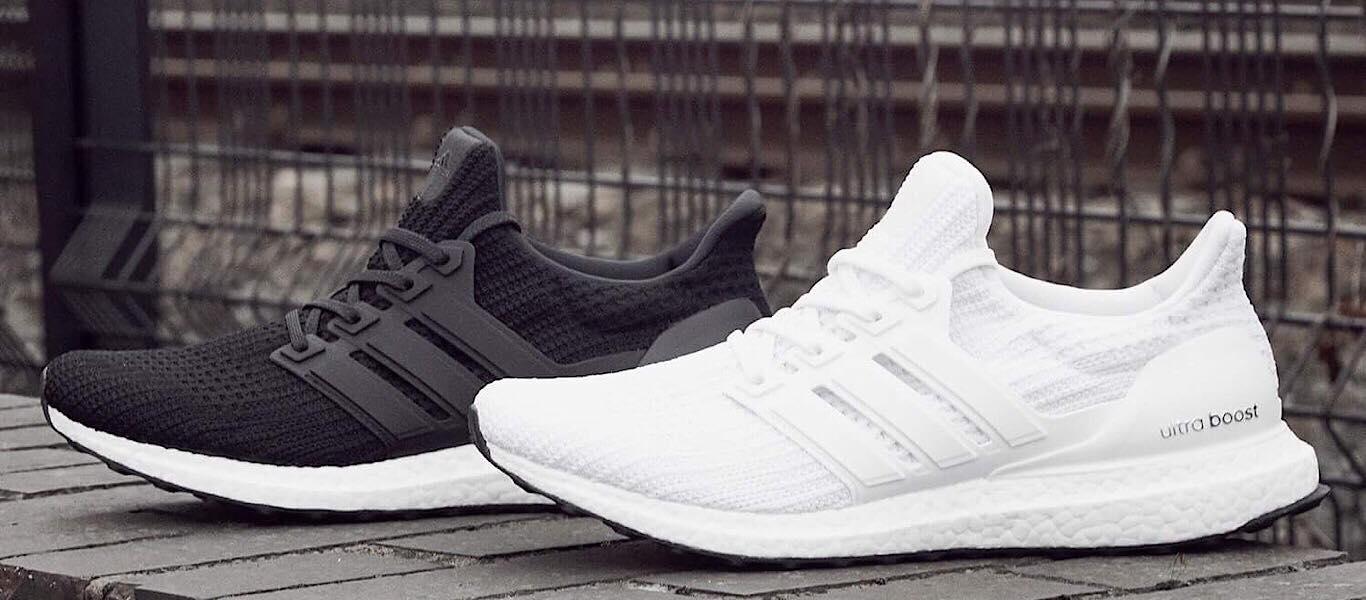 adidas UB 4.0 Triple White/Triple Black