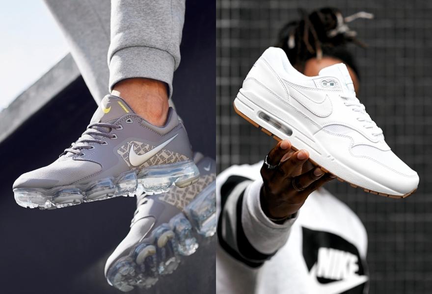 Nike Air Max Schuhe Vapormax und Nike Air Max 1