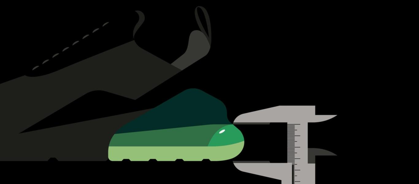 Nike Air Max 270 mit grüner Air Max Einheit